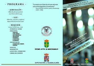 Con ciertos de la Banda de la Diputación de Guadalajara y el coro Novi Cantores en Pastrana y Marchamalo