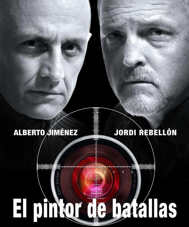 La genialidad de Pérez-Reverte hecha teatro con 'El pintor de batallas', este sábado en el TABV