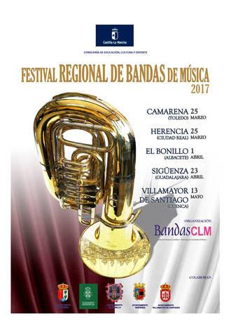 Cifuentes y Sigüenza acogen la fase provincial del Festival de Bandas de Música y Grupos de Folklore