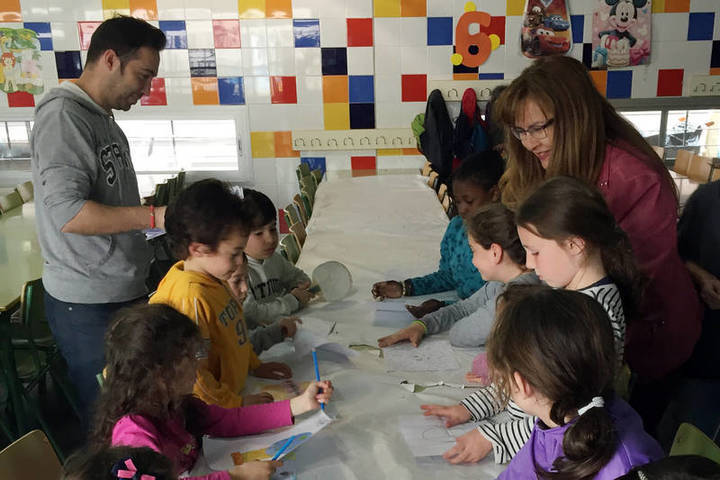 Nueva edición del campamento urbano municipal de Semana Santa en Azuqueca