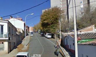 El conductor de un ciclomotor sin carnet crea el caos en su fuga por las calles de Guadalajara