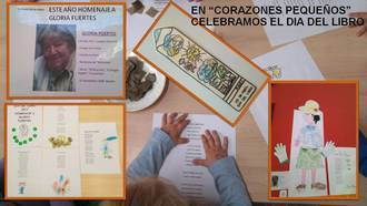 Las Escuelas Infantiles de Alovera se vuelcan en la celebración del Día del Libro
