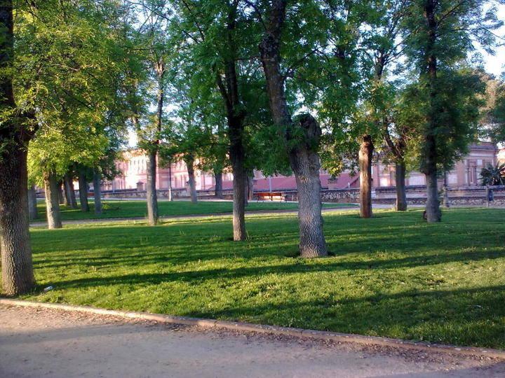 Las restauración del parque Fuente de la Niña comenzará a mediados de mes
