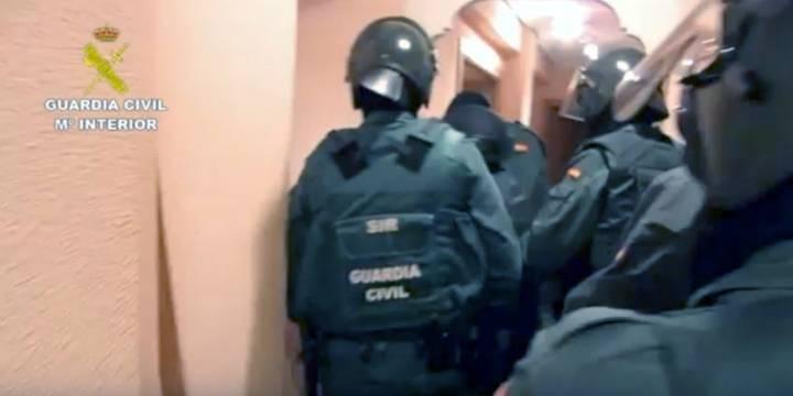 Detienen a 14 personas por robar en naves industriales y comercios mayoristas de Guadalajara y otras provincias