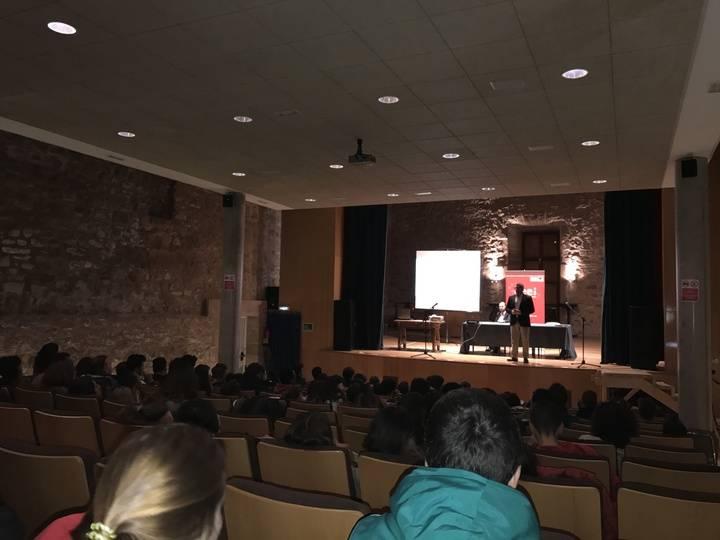 Los jóvenes de Sigüenza aprenden cómo ser empresarios