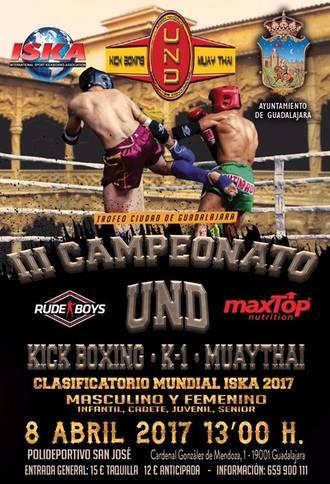 El mejor Kick Boxing nacional se da cita en Guadalajara