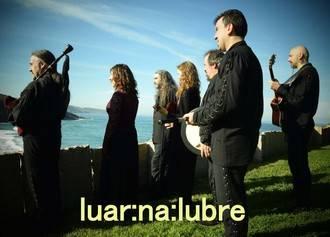El grupo Luar Na Lubre trae su XXX aniversario al TABV