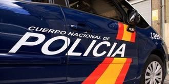 La Policía Nacional 'pilla' en pleno robo a un ladrón en un comercio de Guadalajara
