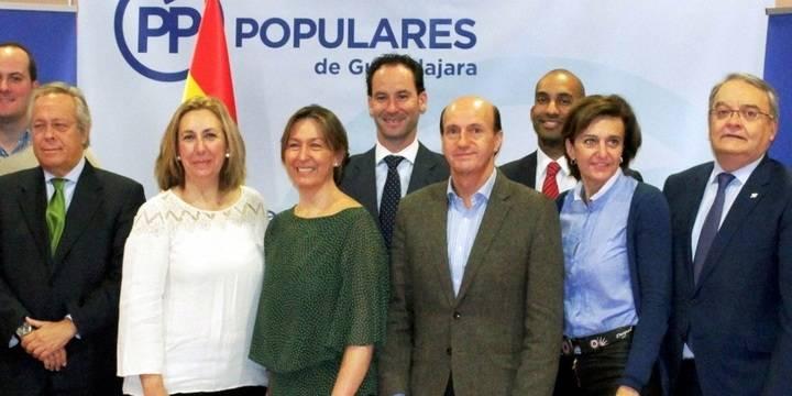 El XIII Congreso Provincial del Partido Popular de Guadalajara se celebrará el 21 de mayo