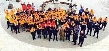 La Agrupación de Voluntarios de Protección Civil de Quer comienza a prestar servicio al municipio