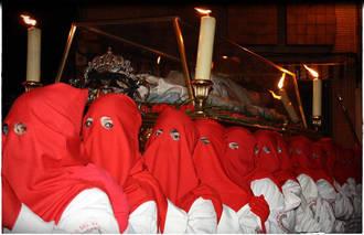 Yunquera de Henares se prepara para su tradicional Semana Santa