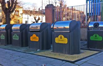 La recogida de residuos reciclables repunta en la MVH tras dos años de estancamiento