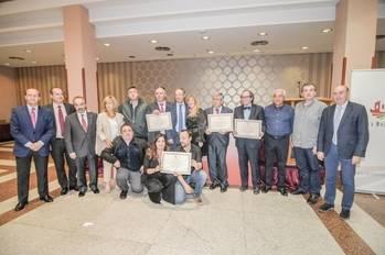 La Asociación Tierra Molinesa entrega sus VII Premios Emprendedores Molineses
