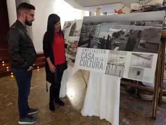 """Silvia García: """"Nos alegramos de que, por fin, los estudiantes de Azuqueca vayan a poder disfrutar de un espacio pensado especialmente para estudiar"""""""
