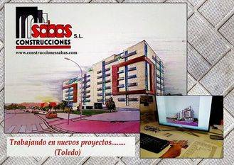 """""""Promociones y Construcciones Sabas Aparicio"""" construirá 128 viviendas de Protección oficial en Toledo"""