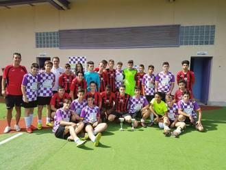 Más de 250 jugadores de fútbol base participaron en el III Torneo Atlético Guadalajara