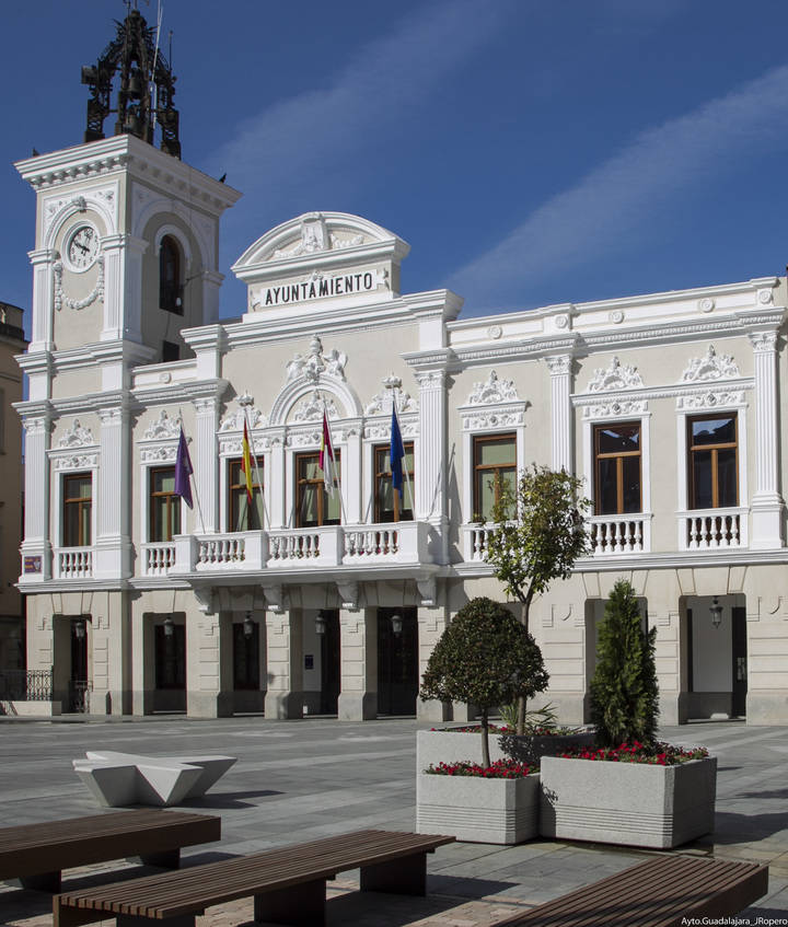 El Ayuntamiento de Guadalajara está entre los 26 más transparentes de España