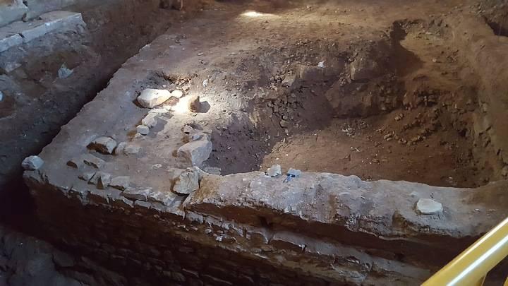 El Ayuntamiento de Sigüenza solicita una subvención para ampliar las excavaciones en la Iglesia de Santiago