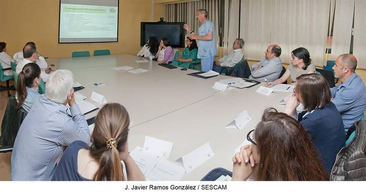 El servicio de Anestesiología de Guadalajara comparte con profesionales de Toledo y Albacete su experiencia respecto a la Vía RICA en cirugía colorrectal