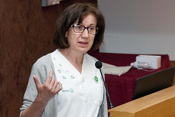 Los cuidados de Enfermería y el Manejo del Reservorio Subcutáneo, tema de una nueva Sesión General de Enfermería