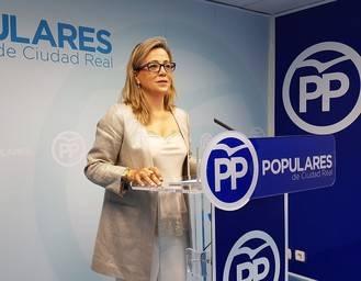 """Merino: """"Page y Podemos son expertos en generar problemas a los agricultores y ganaderos de la región"""""""