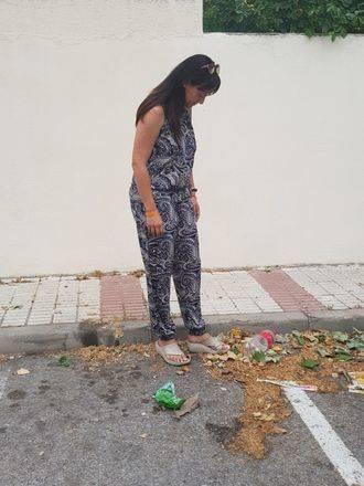 Ciudadanos Azuqueca vuelve a reclamar que se limpie, esta vez en la calle Buendía