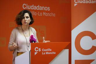 """Orlena De Miguel: """"El Gobierno de García-Page debe pasar de los anuncios y las promesas a los hechos"""""""