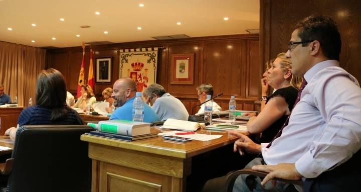 La propuesta de Ciudadanos Alovera para que se informe sobre el Instituto sale adelante