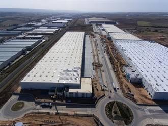 Más de 200.000 metros cuadrados para la logística ponen aún más en el mapa industrial a Cabanillas