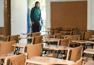 Castilla-La Mancha es la tercera comunidad autónoma de España con mayor tasa de abandono escolar