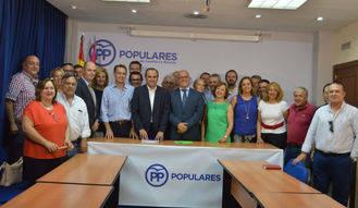 Alcaldes del PP de Toledo reclaman a la Junta de Page impagos por valor de 12 millones de euros