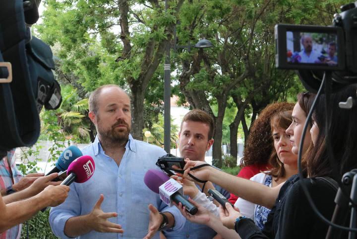 Cs Guadalajara someterá a debate del Pleno la puesta en marcha de medidas de seguridad en el paseo de las Cruces