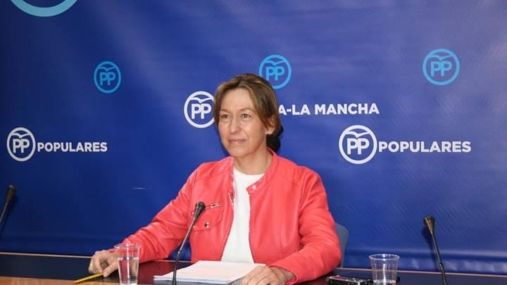 Guarinos denuncia que en el primer trimestre del año, Castilla-La Mancha tuvo un crecimiento de un 25% menos de lo que lo hizo la media nacional
