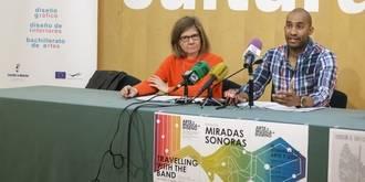'Arte, Música y Diseño' desde la Escuela de Arte para el resto de Guadalajara