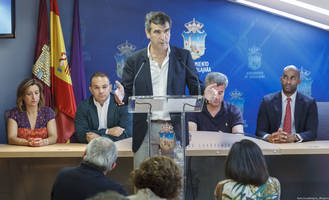 """Román: """"Tenemos ideas, modelos, estrategias y objetivos claros para seguir mejorando Guadalajara"""""""