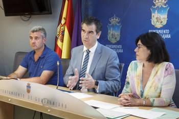 El Ayuntamiento de Guadalajara destinará 1,4 millones de recursos propios para el fomento del empleo