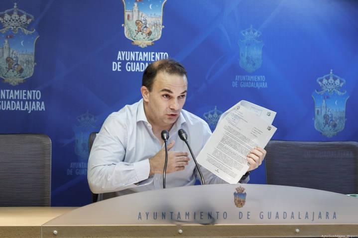 """Carnicero, sobre el aparcamiento del Hospital: """"La Junta no ha presentado el certificado fin de obra ni ha cumplido con requerimientos de accesibilidad"""""""