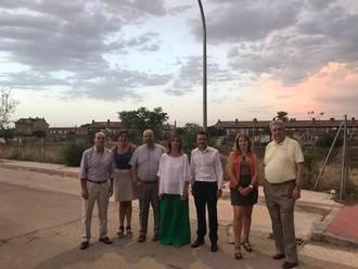 La campaña 'Pueblo a Pueblo' del PP llega a los municipios de Alovera y Quer
