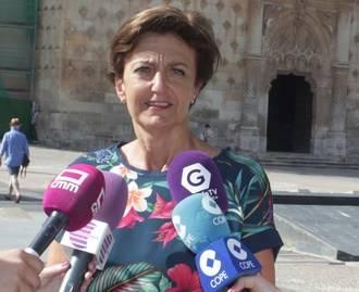 """Ana González exige """"al podemita Page"""" que su pacto """"no afecte negativamente a la creación de empleo"""""""