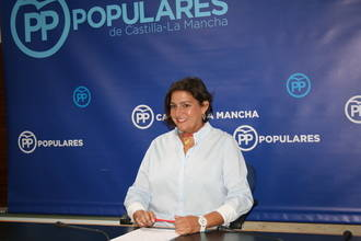 """Arnedo afirma que """"Page ya tiene un acuerdo con Podemos sobre los presupuestos"""""""