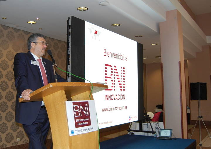 BNI Innovación reúne a casi 300 empresarios en su lanzamiento en Guadalajara