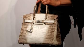 Este es el bolso más caro del mundo, es de Hermés