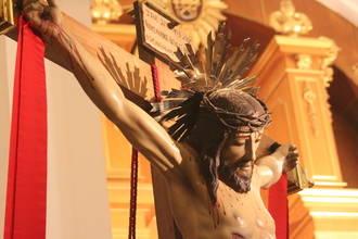 70 Aniversario del Cristo de la Expiración de Cabanillas del Campo