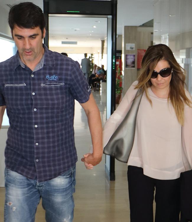 SEMANA Campanario y María Patiño se ven las caras en los juzgados