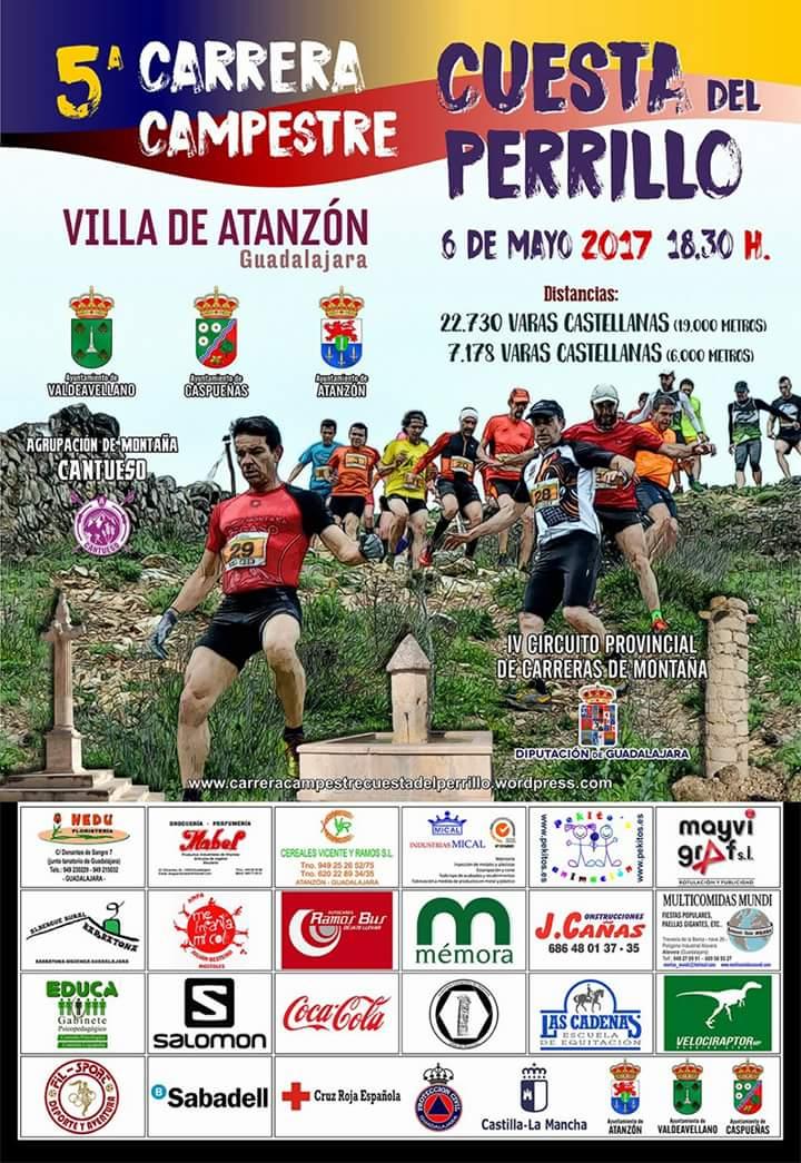 V Carrera Campestre Cuesta del Perrillo 2017