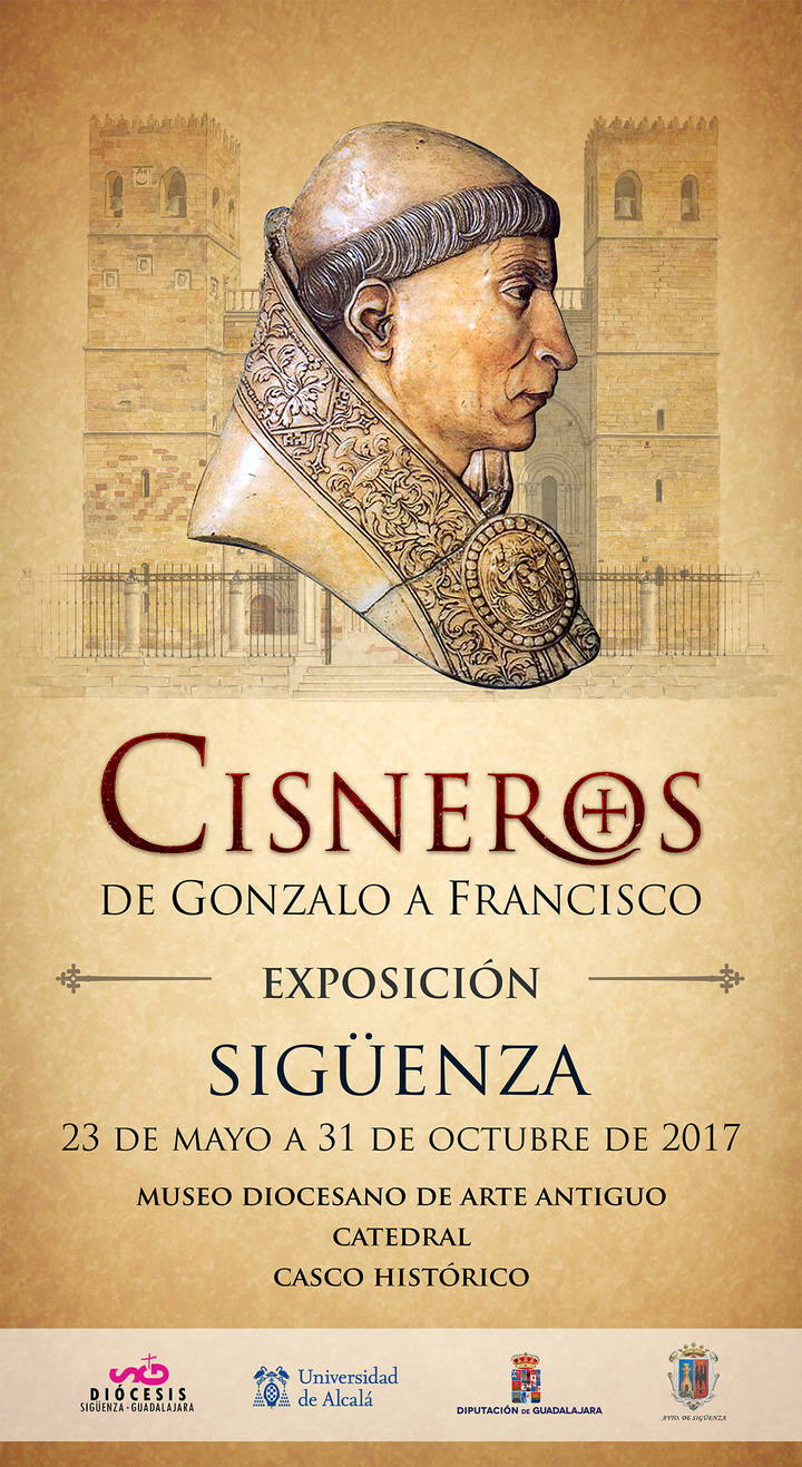 Más de 2.000 personas han visitado la exposición en Sigüenza sobre el Cardenal Cisneros