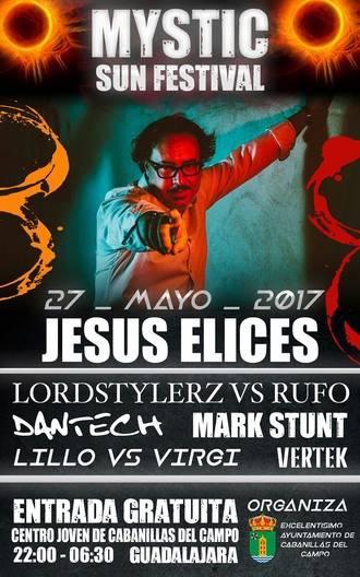 """""""Mystic Sun"""", un nuevo festival techno en Cabanillas para el sábado 27 de mayo"""