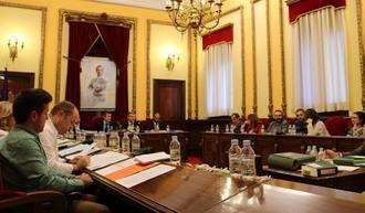 El pleno del ayuntamiento de Guadalajara aprueba las dos iniciativas de Ciudadanos