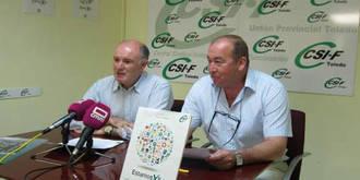 CSIF anima a los docentes interinos de Castilla-La Mancha a reclamar judicialmente los 4 veranos no cobrados