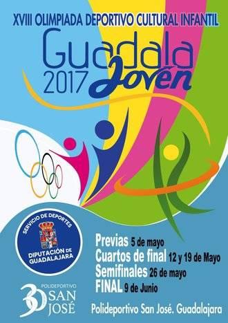La final del Guadalajoven se juega este viernes en el San José